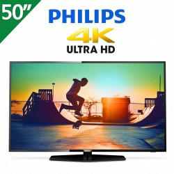 "TV PHILIPS 50"" ULTRA HD"