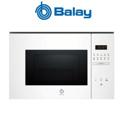 MICROONDAS BALAY INTEGRABLE BLANCO