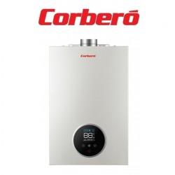 CALENTADOR A GAS CORBERÓ ESTANCO LOW NOx. 14 LITROS/M