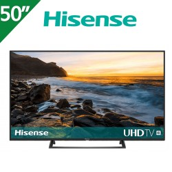 "TV HISENSE 50"" 4K UHD, SMART TV, HDR10"