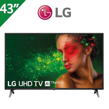 "TV LED LG 43"" 4K SMART TV"