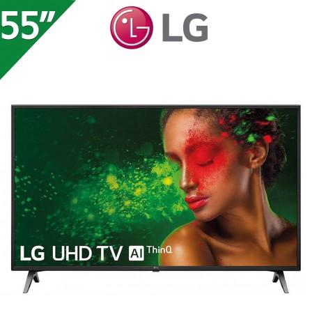 "TV LG 55"" 4K UHD, SMART TV"