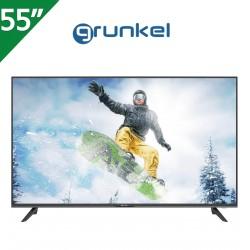 "TV GRUNKEL 55"" 4K, SMART TV ANDROID"