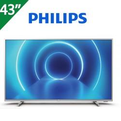"TELEVISOR PHILIPS 43""4K SMART TV"